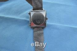 1970 Heuer Monaco 1133b -steve Mcqueen Automatic Chronograph Authentication