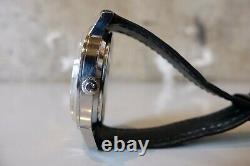 1970's Vintage OMEGA Seamaster Automatic Dark gray or navy Dial Mens 34mm 1978