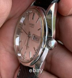1971 Seiko LM Lord Matic Automatic 37mm Vintage Watch 5606-7190