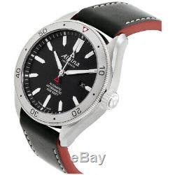 Alpina Alpiner 4 Automatic Movement Black Dial Men's Watch AL-525BS5AQ6