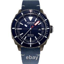Alpina Men's Seastrong Diver Swiss Automatic Calendar 44mm Watch AL-525LNN4TV6