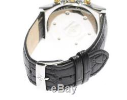 BREITLING Duograph B15507 Date Chronograph black Dial Automatic Men's 540760