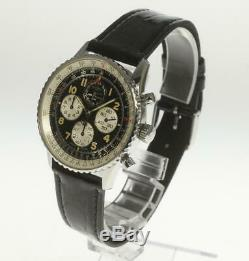 BREITLING Navitimer Airborne A33030 Black Dial Automatic Men's Watch 495383