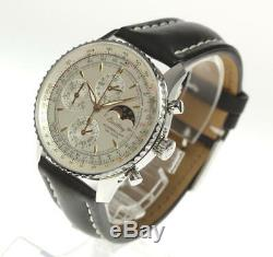 BREITLING Navitimer Montbrillant Moon Phase A19030 cal, 1461 Automatic 427623