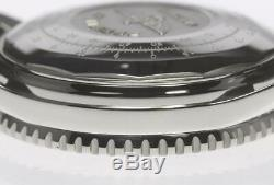 BREITLING Old Navitimer A13022.1 Automatic Leather Belt Men's Watch 486447