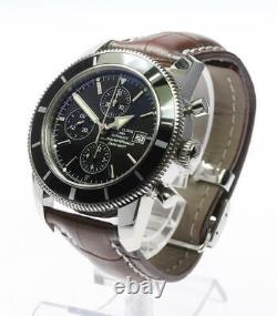 BREITLING Super Ocean Heritage A13320 Chronograph Automatic Men's Watch 597754