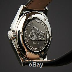 Ball Men's Engineer Ohio II Black Leather Strap Automatic Watch NM2026C-S5J-WH