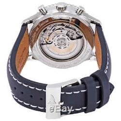 Breitling Navitimer 1 Chronograph Automatic Chronometer Aurora Blue Dial Men's