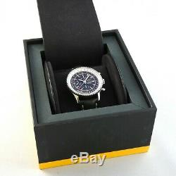 Breitling Navitimer World GMT Automatic Navi Black A24322 INTL SHIPPING