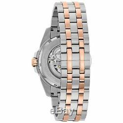 Bulova 98A166 Men's Classic Grey Automatic Watch