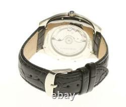 CARTIER Drive de Cartier Date Silver Dial Automatic Men's Watch 542586