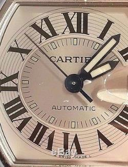 Cartier Roadster Mens Watch Automatic Model 2510