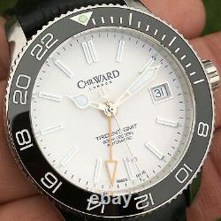 Christopher Ward Trident Pro GMT 600 Mk2 Automatic Divers Watch 38mm