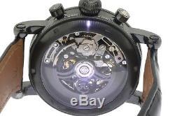 Chronoswiss Grand Opus CH7545S Black steel automatic chronograph men's watch