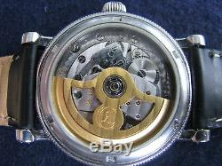 Chronoswiss Regulateur C122 Stainless Steel Automatic Wrist Watch