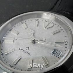 Custom Automatic Mod White Snowflake Homage Yobokies Dagaz Seiko NH35 movt