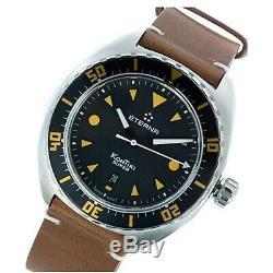 ETERNA 1273.41.49.1363 Men's Super KonTiki Black Automatic Watch