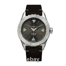 ETERNA 1910.41.40.1429 Men's KonTiki Grey Automatic Watch