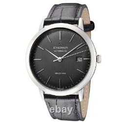 ETERNA 2700.41.50.1383 Men's Eternity Grey Automatic Watch
