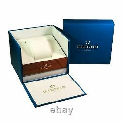 ETERNA 2955.41.13.1387 Men's Heritage Silver Automatic Watch
