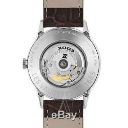 Edox Men's Automatic Watch 85010-3B-AIN