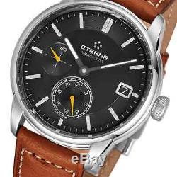 Eterna Adventic GMT Automatic Anthracite Dial Men's Watch 7661.41.56.1352