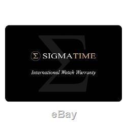 Eterna Men's Soleure Black Dial Black Leather Strap Automatic Watch 831041.44117