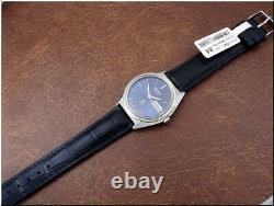 Excellent Mens GRAND SEIKO Steel Blue Dial Automatic / 5646-7010