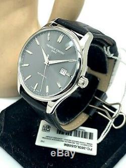 Frederique Constant Classics Index E-Strap Automatic Men's Watch FC-303LGS5B6