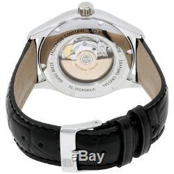 Frederique Constant FC-350S5B6 Men's Classics GMT Automatic 42mm Watch