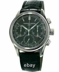 Frederique Constant Flyback Chronograph Men's Automatic 42mm Watch FC-760DG4H6