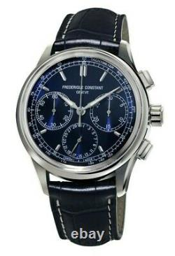 Frederique Constant Men's Automatic Fly-back Chronograph 42mm Watch FC-760N4H6