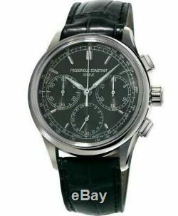 Frederique Constant Men's Automatic Flyback Chronograph 42mm Watch FC-760DG4H6
