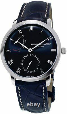 Frederique Constant Men's Automatic Power Reserve 40mm Watch FC-723NR3S6