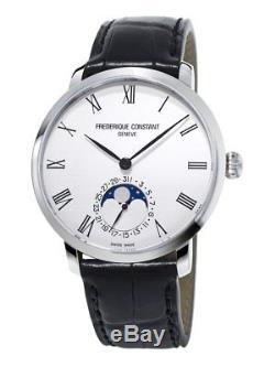 Frédérique Constant Men's FC-705WR4S6 Automatic Slimline Moon Phase 42mm Watch