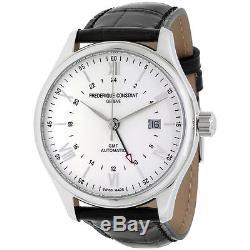 Frederique Constant Men's FC350S5B6 Classics Swiss Automatic Black Watch