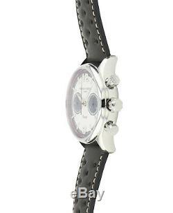 Frederique Constant Men's Healey Automatic Chronograph 42mm Watch FC-397HSG5B6