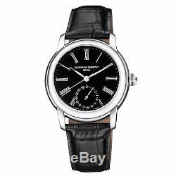 Frederique Constant Slimline Automatic Movement BlackDial Mens Watch FC-710MB4H6
