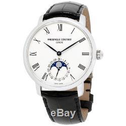 Frederique Constant Slimline Automatic Movement Men's Watch FC-705WR4S6