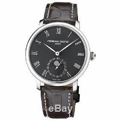 Frederique Constant Slimline Moonphase Automatic Dial Men's Watch FC-705GR4S6