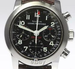 GIRARD-PERREGAUX Ferrari Chronograph 8090 Automatic Men's Watch 472803