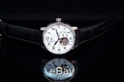 German Made Graf Zeppelin 7666-1 LZ127 Automatic Self-Winding Men's Dress Watch