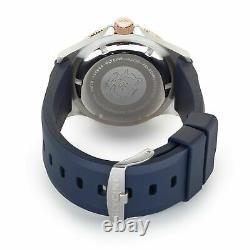 Glycine 3908.383. B6. D8D Men's Combat Sub Automatic Blue Automatic Watch