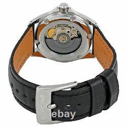 Glycine 3916.19. LBK9 Men's Combat 6 Black Automatic Watch