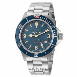 Glycine GL0260 Men's Combat Sub Vintage Automatic 42mm Watch