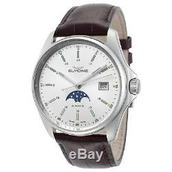 Glycine Men's 3948.111. LBK7F Combat Classic Moonphase Automatic 40mm GL0115