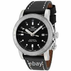 Glycine Men's 3955.191. LB9B Airman Double Twelve Automatic 42mm GL0063 Watch