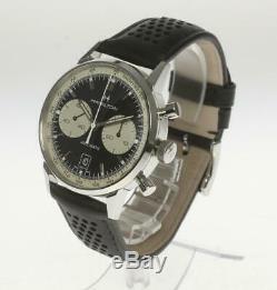 HAMILTON H387160 Intra-Matic Chronograph Date Automatic Men's 501135