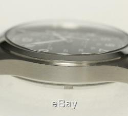 HAMILTON Khaki Field H704450 Automatic Leather belt Men's Watch 495596
