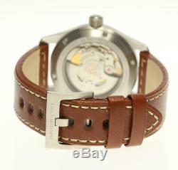 HAMILTON Khaki Field H704450 Automatic Leather belt Men's Watch 513119